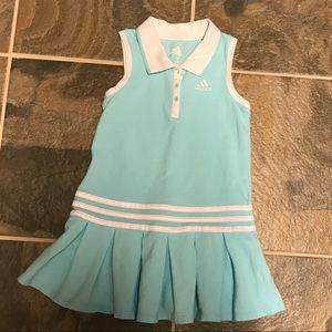 Adidas Tennis Style Girls Dress Size 5